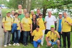 IX Ogólnopolska Olimpiada Sportowa - Trzeci Wiek na start