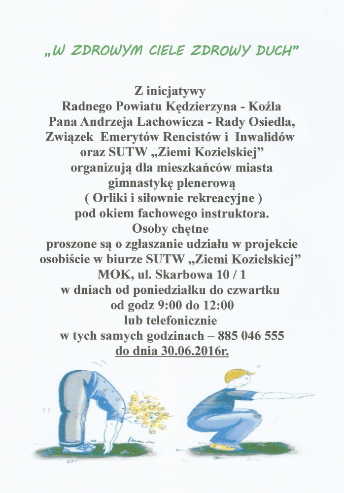 gimnastyka plenerowa